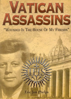 Vatican Assassins Book Cover from Eric Jon Phelps