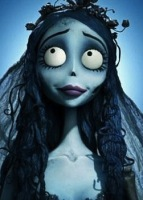 Emily is the Corpse Bride in Tim Burton's 2005 film by the same name