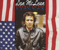 Don McLean, American Pie Album Cover