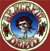 Dearly Departed....Grateful Dead logo