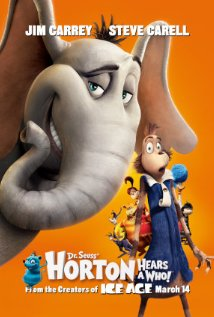 Horton Hears a Who (2008) stars Jim Carrey