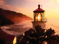 The Lighthouse: Timeless Metaphor for the Spark of Celestial Fire Called Conscience.
