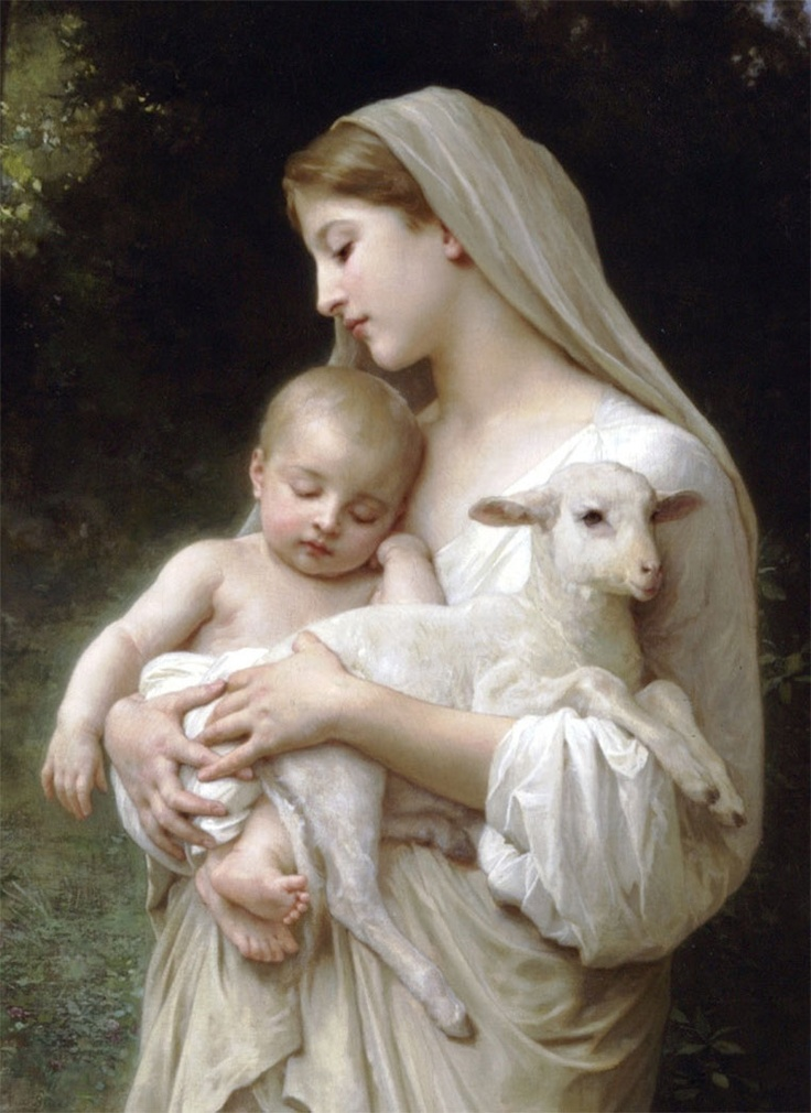 Innocence by William Bouguereau