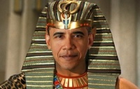 Is Obama a clone of an Egyptian Pharaoh?