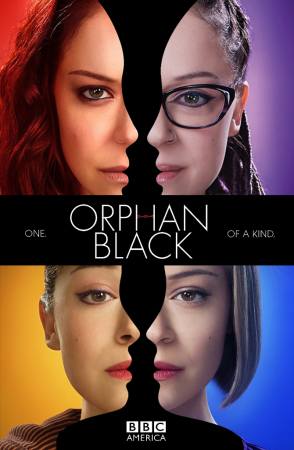 BBC's Orphan Black Poster