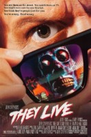 John Carpenter, They Live (1988) Poster