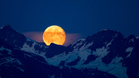 The Moon reflects the Sun, not Vice Versa