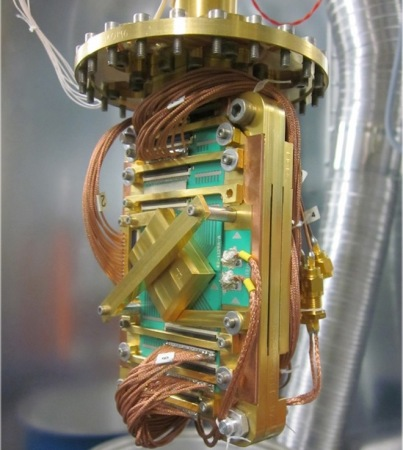 C3PO's Wedding Cake D Wave Quantum Computer