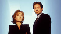 The X-Files: Skully and Mulder investigate the paranormal