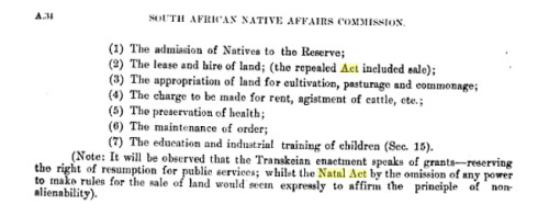 Report of the Commission with Annexures and Appendices ...: 1903-5, Volume 1 By South African Native Affairs Commission