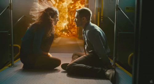 Michelle Monaghan-and Jake Gyllenhaal, Source Code (2011)