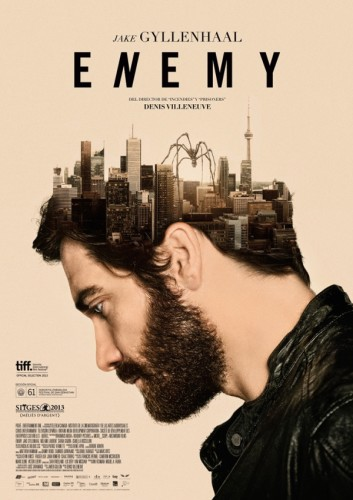 Jake Gyllenhaal, Enemy (2014)