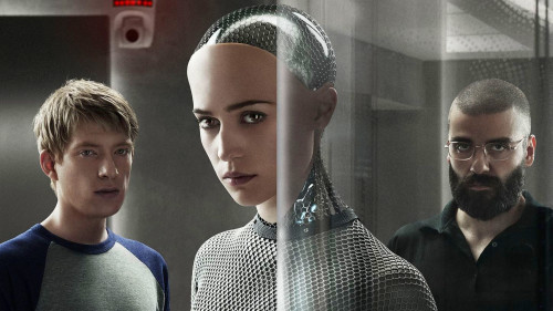 Ex Machina (2015) by Alex Garland