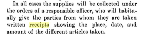 Quote, The Art of Subsisting Armies in War (1894)