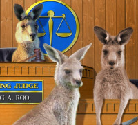 Kangaroo Courts: Priests of Baal Officiating