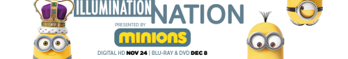 Ilumination Nation, Minions, Depicable Me Film
