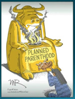 Moloch Planned Parenthood