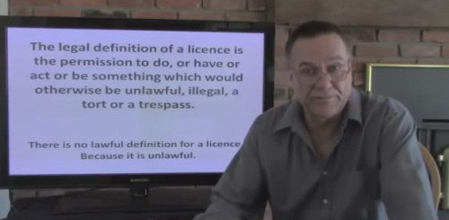 License: Permission to Do What Would Otherwise be Illegal