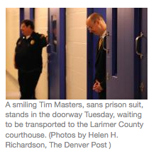 "After ""Serving"" 10 years in Prison, Innocent Tim Masters Waits to be ""Transported."""
