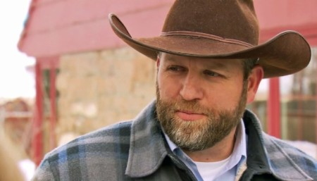 Rancher and Spokesman, Ammon Bundy