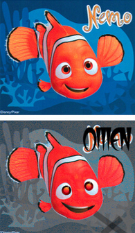 Nemo is Omen Backwards
