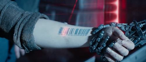 Terminator Genisys Handshake Between Natural and Artificial Persons