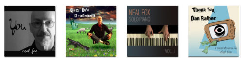 Neal Fox The Conspiracy Project and Other Award-Winning Albums