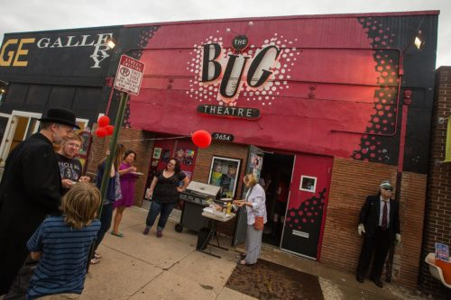 Colorado International Activism Film Festival at The Bug Theater in Denver Colorado