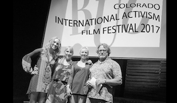 Colorado International Activism Film Festival (CIAFF)
