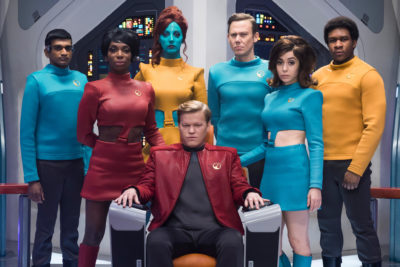 USS Callister Black Mirror boldly goes where it's never gone before