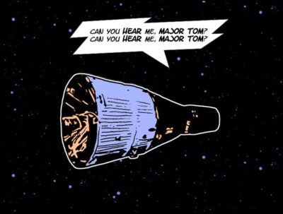 Ground Control to Major Thom by Greg Moodie