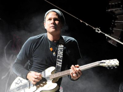 Tom Delonge to Disclose Information About Aliens?
